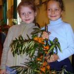 юные садоводы